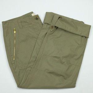 Michael Michael Kors Convertible Pants/Capris Sz 8
